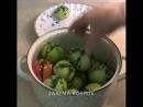 Пикантные зеленые помидоры