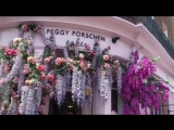 Кафе Peggy Porchen в Лондоне