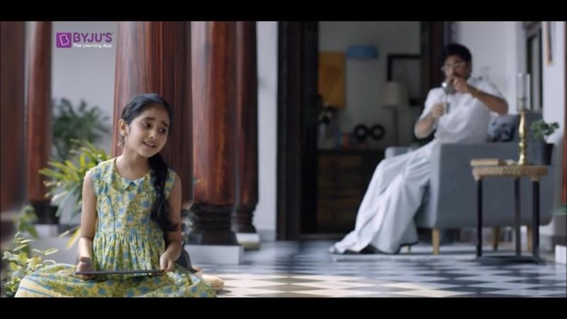 Shahrukh Khan BYJUS - New TVC - 2018