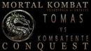 UNFACES - TOMAS vs KOMBATENTE Ost Mortal Kombat. Conquest. 1998.