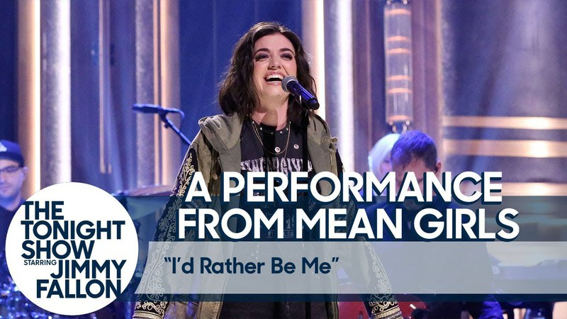 A Performance from Mean Girls: I'd Rather Be Me