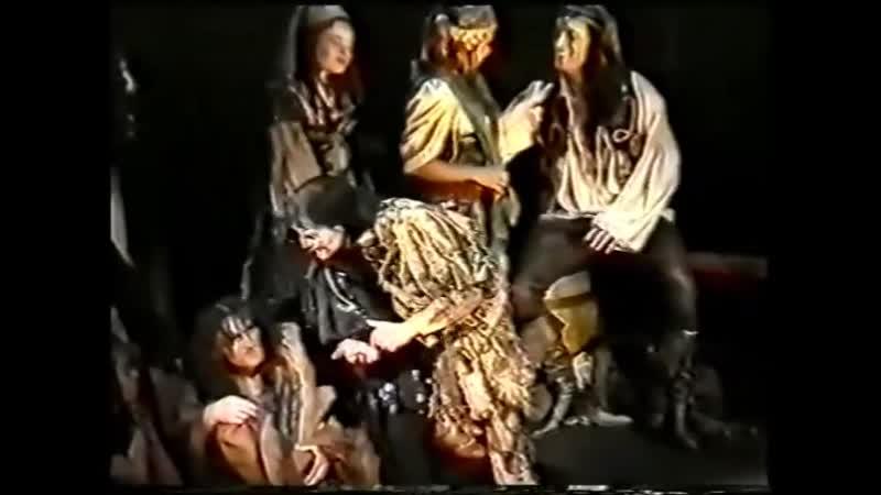 Звонарь из Нотр Дам, Берлин, 1999, Клопин рассказывает о Горбуне