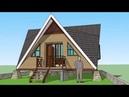 Desain Rumah Kayu Tahan Gempa - 01. Sistem Konstruksi