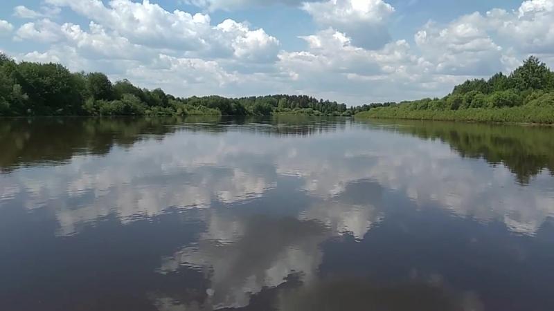 Молома - спортивная река.