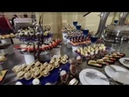 Чем кормят в Египте все включено шведский стол 5 звезд Завтрак обед и ужин Отдых в Египте 2018