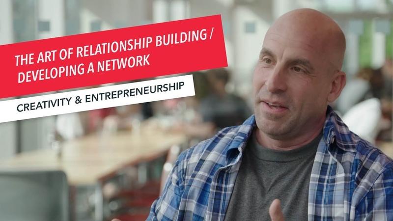 The Art of Relationship Building/Developing A Network   Berklee Online
