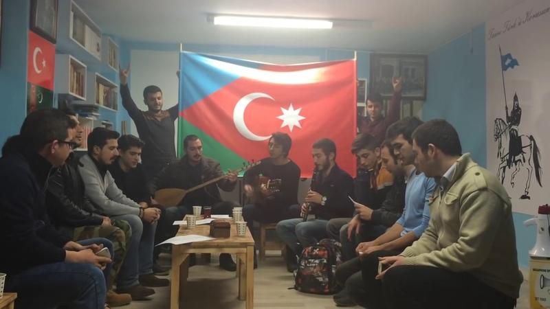 GAMOH-Güney Azerbaycan Türküsü Bakü Tebriz Ankara