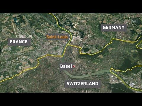 Базель: город против границ