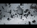 After Effects intro template Elegant 3D Shatter Logo Free Download