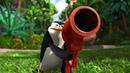 Это моя территория! Усекли? Алекс прогоняет Фоссов. Мадагаскар (2005) год.