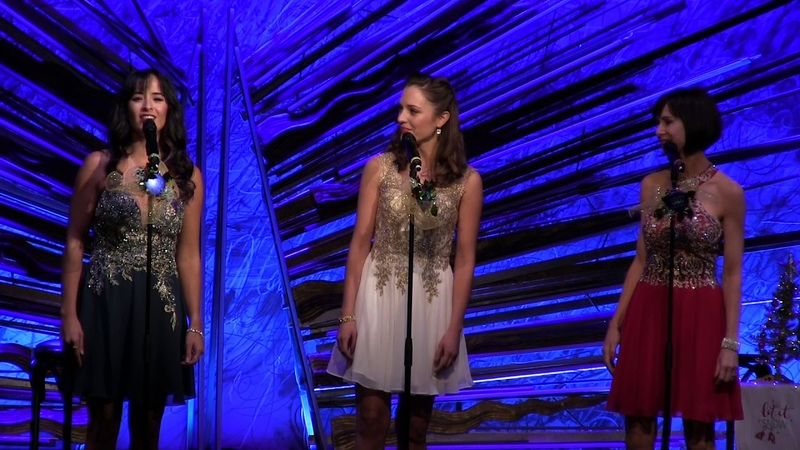 Laura Osnes, Susan Egan, Courtney Reed - Let It Go (Broadway Princess Party)