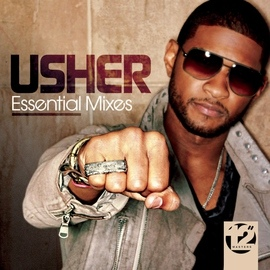 "Usher альбом 12"" Masters - The Essential Mixes"