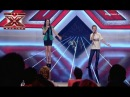 "X-Factor 5. Ukraine. 2014 Marina and Eugene Piskun with the song ""Our finest hour"". Х-Фактор 5. Украина. 2014. Марина и Женя Пискун с песней ""Наш звездный час"""