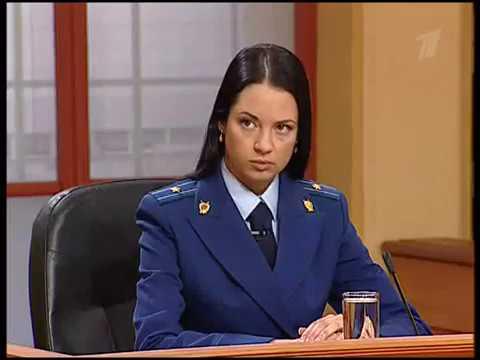 Федеральный судья Первый канал 22 01 2008