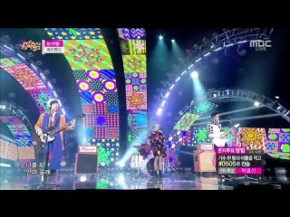 [1080p] 141206 Yery Band - Snow Love   Music Core