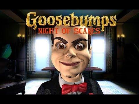 Goosebumps I Хоррор | Прохождение