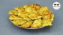 Блюдо на всё лето! ОЛАДЬИ из кабачков самый простой рецепт!