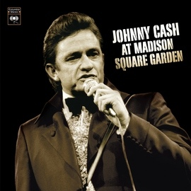 Johnny Cash альбом At Madison Square Garden