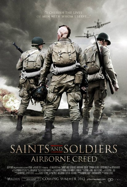 Saints and Soldiers: Airborne Creed (Saint and Soldiers 2)