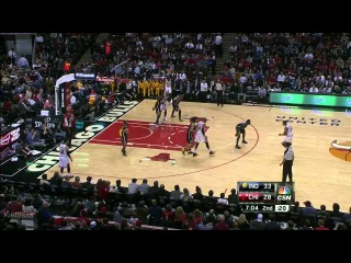 Derrick Rose 32 PTS & 9 AST vs Pacers - Full Highlights