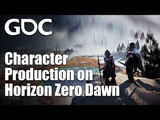 Repopulating the Earth Character Production on Horizon Zero Dawn