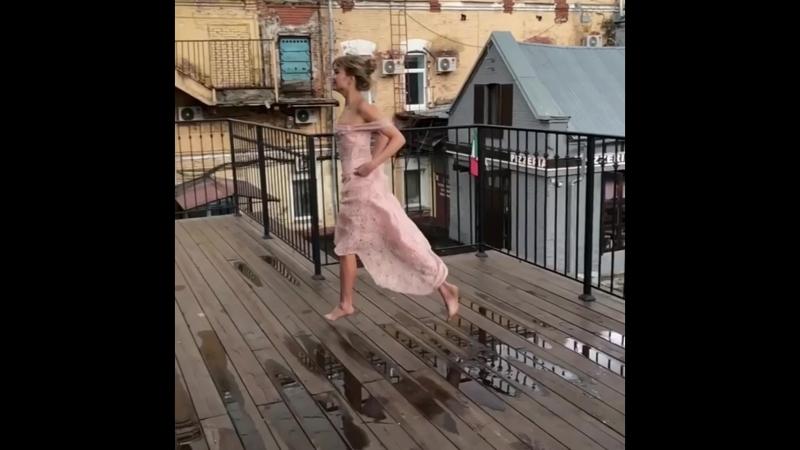 Алла Михеева – Backstage фотосессии