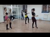 Анастасия Маннур. Студия танца Эстетика. Группа взрослые-начинающие.https://vk.com/club122944538