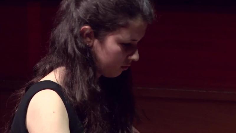 910 J. S. Bach - Toccata in F-sharp minor, BWV 910 - Diana Cooper, piano » Freewka.com - Смотреть онлайн в хорощем качестве