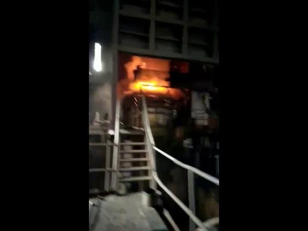EAF furnace smelting by graphite electrodes