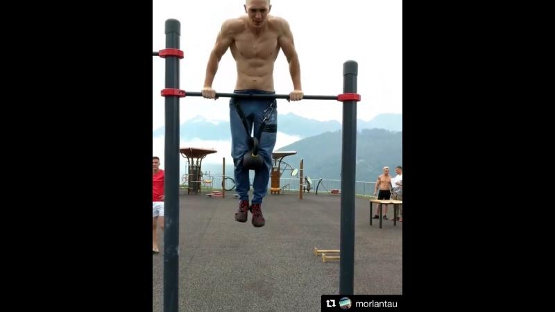 10 muscleup 16kg
