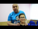 Впечатления от первого потока. Давыдов Евгений и Денис Михайлович.