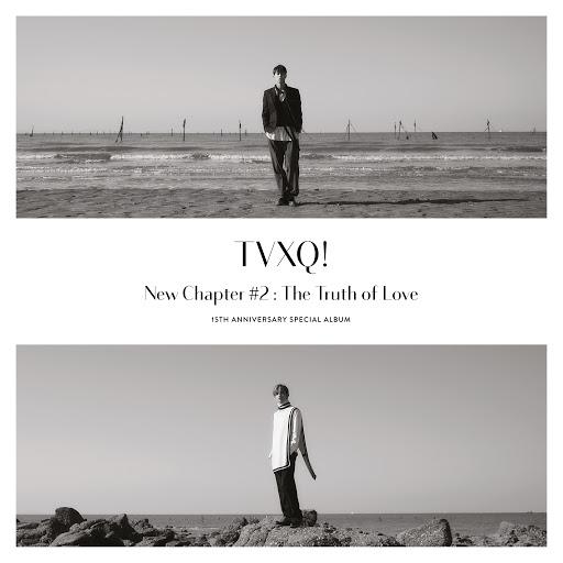 동방신기 альбом New Chapter #2 : The Truth of Love - 15th Anniversary Special Album