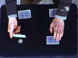 Фокусник иллюзионист Дамир Валитов  показывает великолепные манипуляции с картами и монетами на телешоу Удиви меня