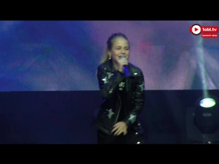 София Федорова круто зажгла на концерте