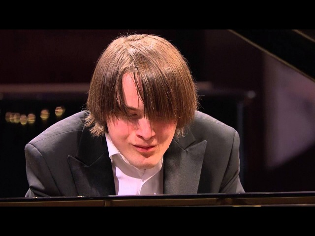 Daniil Trifonov – Scherzo in C sharp minor, Op. 39 (second stage, 2010)