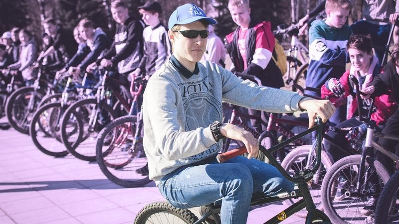 открытие велосезона в Йошкар-Оле с VSS YO 2019