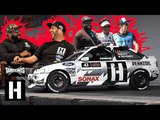 Ken Block Livery History and Falken Tires Crew View at FD Orlando