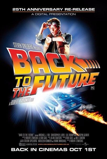 Назад в будущее (все части)