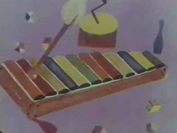 Дети и спички (Юрий Норштейн) [1969 г., Мультфильм/Детский/Рисованный]