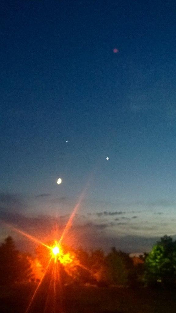 В преддверии Дня НЛО таганрожцы и ростовчане видели пришельцев в небе