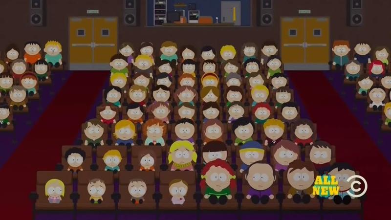 Южный парк(South Park) - Песня Твика