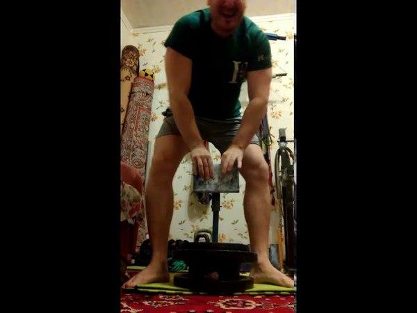 Evgeny Nikitin INGOT LIFT(TH) - 58,13 kg