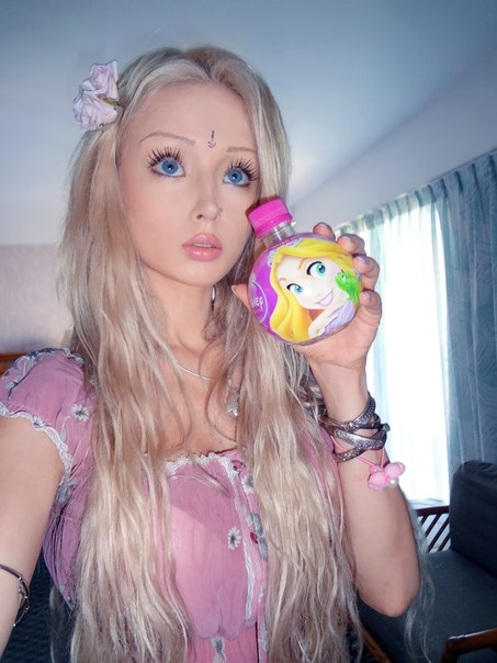 The Teeth Of The Moon The Unreal Valeria Lukyanova