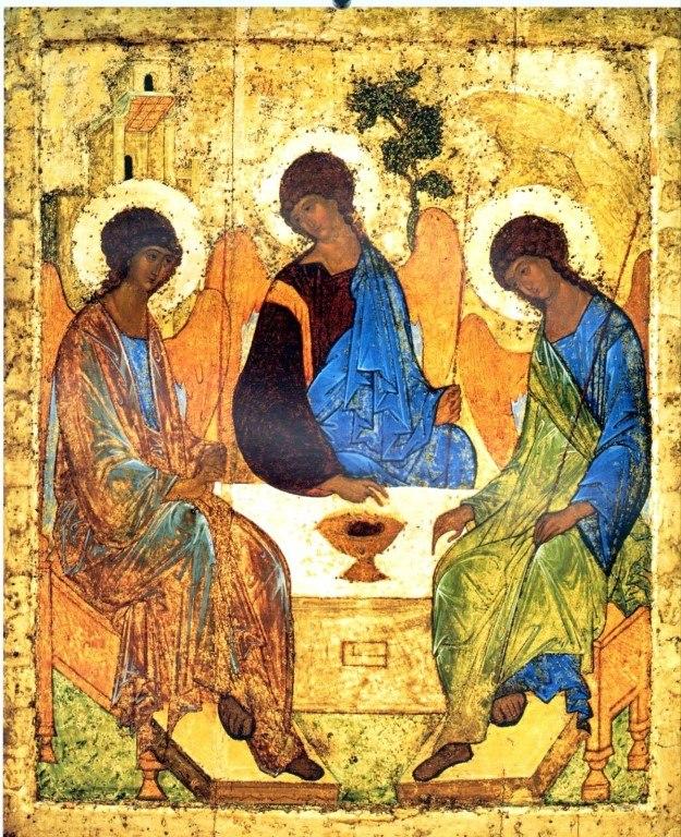 Приближается праздник Святой Троицы