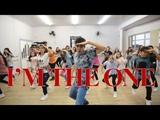 I'M THE ONE - DJ KHALED FT. JUSTIN BIEBER AND CHANCE THE RAPPER Coreografia por Leo Costa