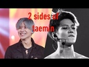 2 sides of Taemin