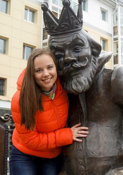 Олеся Ягода, 22 января 1989, Екатеринбург, id54429