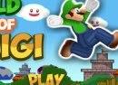 Игра Марио мир Луиджи