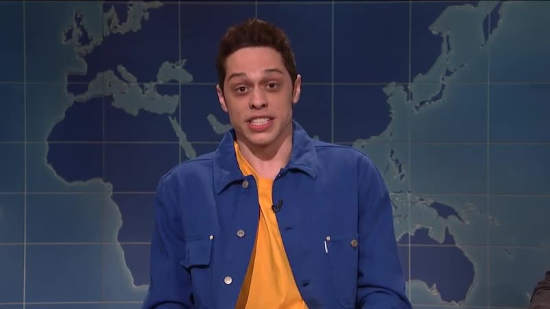 'SNL' Pete Davidson compares R Kelly to the Catholic Church addresses dating Kate Beckinsale
