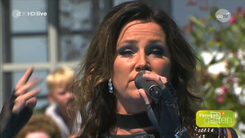 Jenny Berggren von Ace Of Base - All That She Wants | ZDF Fernsehgarten LIVE! 12.08.2018